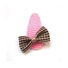 http://www.pleindebisous.com/home/167-barrette-bebe-anti-glisse-a-noeud-papillon-brun-sur-housse-en-coton.html