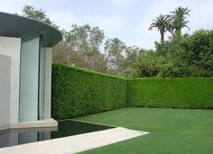 lrm landscape architects / timothy morgan steele's audrey irmas residence, holmby hills