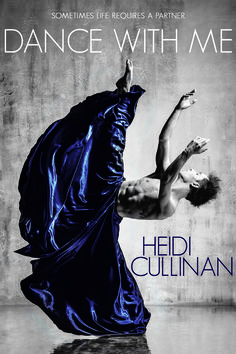 Dance With Me by Heidi Cullinan | Second Edition Cover