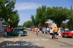 March 2017 MSCC Stars of the Show--a look back at the 2007-10 Lacombe, AB car shows. Here's the link: http://mystarcollectorcar.com/march-2017-stars-of-the-show…/
