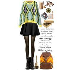 Geometric Sweaters