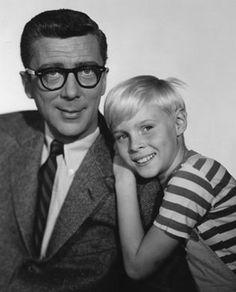Jay North  en Dennis The Menace, o sea, Daniel El Travieso. La serie televisiva de fines de los 50, que logró gran éxito.