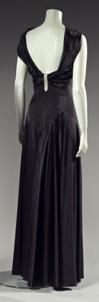 Madeleine Vionnet   Evening Gown, P / E 1934