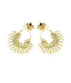 Gold Plated High quality Kundan Jewelry. PinkPhulkari based in California. Time to Ship 1-3 Days www.pinkphulkari.com