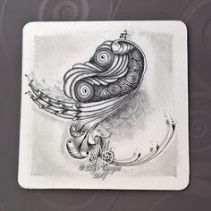 Lily's Tangles: New tiles with Crazy 'NZeppel