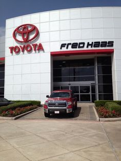Our team is ready to help your find a great deal on your dream car! http://fredhaastoyotacountry.com