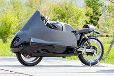 Tokyo Trash - Yamaha SR400 Dustbin Racer | Return of the Cafe Racers
