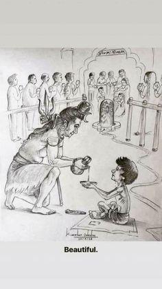 See everyone please🙏 Lord Ganesha Paintings, Lord Shiva Painting, Shiva Linga, Shiva Shakti, Orisha, Lord Shiva Statue, Hanuman Images, Hindu Rituals, Shiva Wallpaper