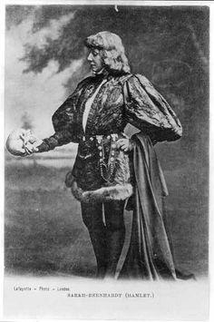 Sarah Bernhardt Hamlet (1900)