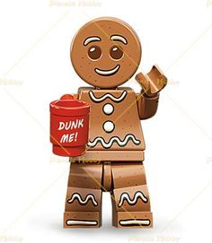 GingerBread Man (Omino Pan di Zenzero)
