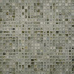 Contemporary Tile from Stone & Pewter Accents