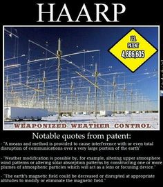 HAARP--weaponized weather control--Wake up America Terre Plate, Earth Weather, Religion, Templer, Flat Earth, Conspiracy Theories, New World Order, Question Everything, Warfare