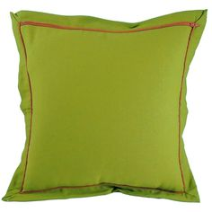 Name: Giallo Green Kollektion: Solid Elegance Produktart: Kissenhülle  Farbe: Grün (Light Green) Material: Baumwolle