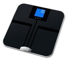 HealthSmart Glass Electronic Body Fat Scale - get.sm/cxVruVZ #tradebank Home Health Care Equipment