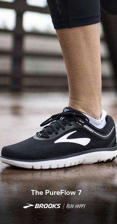 buy popular 77ef3 3aac5 Brooks Running Shoes for Women   The Pure Flow 7   Freedom and flexibility  to move