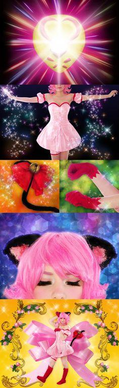 Mew Ichigo Metamorphosis - Tokyo Mew Mew Cosplay by SailorMappy on deviantART