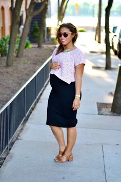15 Sources For Fashion-Forward Maternity Clothes {As seen on theOutfit!} | Sage + Sparkle