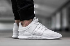 "adidas EQT Support ADV ""Triple White"""