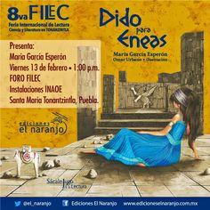Dido para Eneas en FILEC Tonantzintla 2015