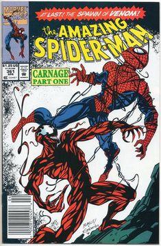2003, Marvel 1st App Ultimate Venom Symbiote NM Ultimate Spider-Man #33