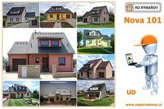 nejprodávanější, nejoblíbenější, realizace, dřevostavba, montovaná, www.uspornedomy.cz,