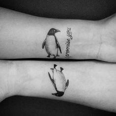 cool Top 100 penguin tattoo - http://4develop.com.ua/top-100-penguin-tattoo/ Check more at http://4develop.com.ua/top-100-penguin-tattoo/
