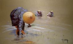 Soft Pastel Art, Perspective Drawing, Drawing Lessons, Asian Art, Drawing Architecture, Pastel Paintings, Drawings, Images, Inspiration