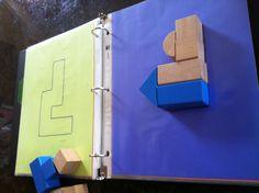 Block shape puzzles