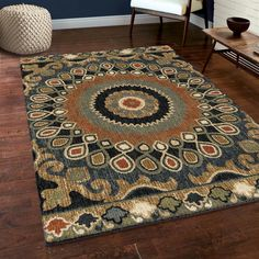 Carolina Weavers Soft Plush Collection Prism Pile Blue Shag Area Rug x ft 3 in x 7 ft 6 in)), Size x (Polypropylene, Abstract) Plush Area Rugs, 8x10 Area Rugs, Amazon Area Rugs, Finger, Target Rug, Thing 1, Cool Rugs, Woven Rug, Beige Area Rugs