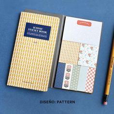 Notas Adhesivas  Sticky Book | Varios diseños, Pegatinas y Adhesivos, Iconic - Likely.es