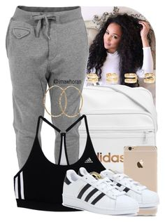 """""""Untitled #34"""" by imawhoran ❤ liked on Polyvore featuring Mode, adidas, Diesel, Maison Margiela und Pernille Corydon"""