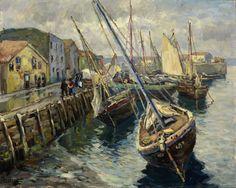 Eva's blog  Small Port, Puerto Monti - Arturo Pacheco Altamirano