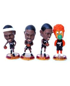 Love these little Bobbleheads!!! So much fun :)