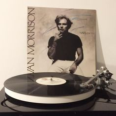 VAN MORRISON Wavelength (1978) Van the man with some key contributions from cigarettes! First there's Camel in the shape of Peter Bardens making it a more synth infused record that's still got that R&B vibe. The title track really nails it with the synth and falsetto intro before the guitars come in.  Then there's the cover with Van taking the last few drags. Smoking on album covers is all but gone these days and that's a good thing. Yeah many of us are ex-smokers and that was rock n roll…