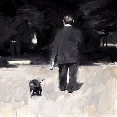 James Hart Dyke: Dog Walker 2010