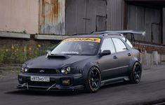 Subaru Impreza WRX Wagon #subaru #jdm