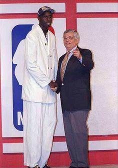 Tim Thomas 1997 NBA Draft