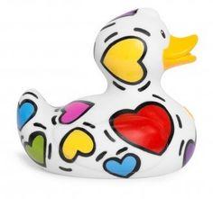 Mini Luxury Bud Duck - Pop Heart