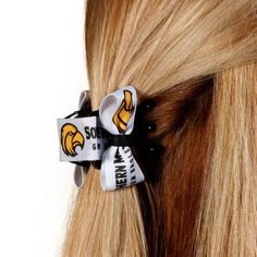 Southern Miss Golden Eagles Women's Medium Ribbon Claw Clip - $4.99