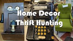 93a52e8ec70 Home Decor   Furniture Thrift Hunting+DIY Ideas and Mini Haul
