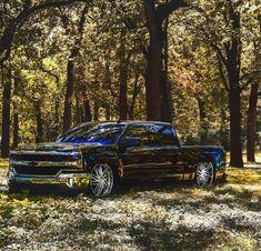 Custom Chevy Trucks, Chevrolet Trucks, Pickup Trucks, Chevy C10, Gmc Trucks, 2016 Chevy Silverado 1500, Silverado Crew Cab, Dropped Trucks, Lowered Trucks