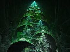 green fairytale xmas tree, Maria Bell–LaPadula