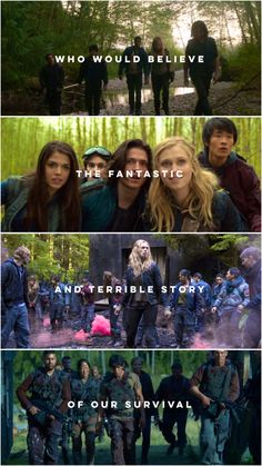 The 100 | Story of survival