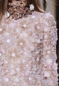 Giambattista Valli S/S 2013 Couture Runway Details