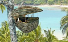 Restaurant comme un Marsupilami - The Six Senses Soneva Kiri , Thailande