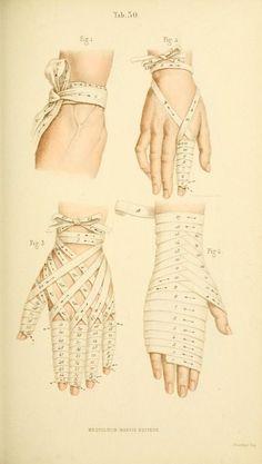 Medical Hand Wraps | WE(ar) WULFAS