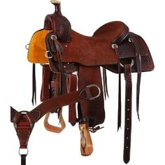 NRS Ranch Cutter Saddle