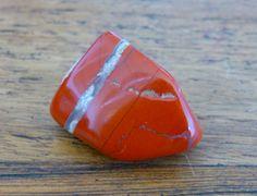 Minerales que curan, jaspe rojo