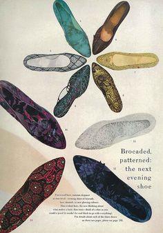 August Vogue 1957