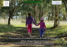 Working with children outside the square - Behaviour Management & building social and emotional resilience in children Resilience In Children, Emotional Resilience, Behaviour Management, Behavior, Emotional Development, Working With Children, The Outsiders, Wellness, Kids